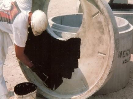 wastewater facility repair