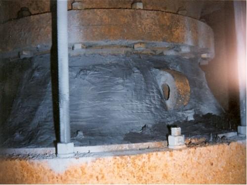 pump casing repair coating