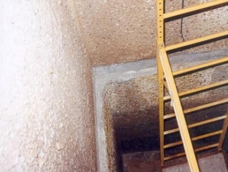 concrete well repair